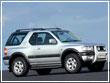 Opel Frontera: с миру по нитке