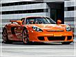 Porsche Carrera GT: двухместный болид