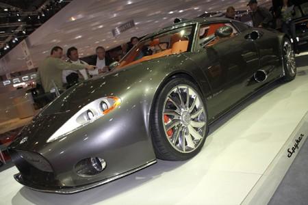 В 2007 Spyker потерял 72 миллиона евро
