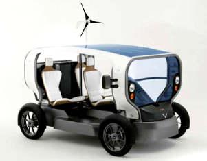Venturi Cars: ближе к природе