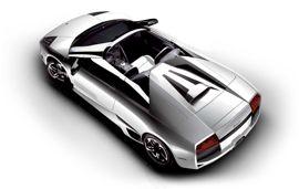 Донателла Версаче создала дизайн Lamborghini Murciйlago