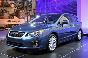 Subaru надеется, что новая Impreza 2012 года будет продаваться лучше