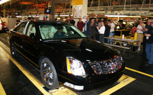 Коллекция Булгари пополнилась еще одним автомобилем Cadillac