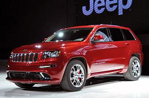 Новинка от Chysler: Jeep Grand Cherokee STR8 2012 года