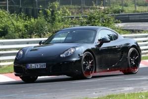 К 2016 году Porsche Boxter и Cayman получат новые двигатели