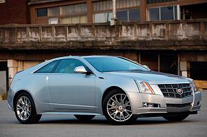 Cadillac CTS купе все-таки будет запущен в производство