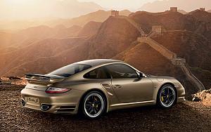 Porsche 911 Turbo S специально для Китая