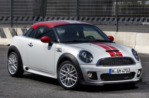 Mini Cooper Coupe 2012 года: маленький и стильный