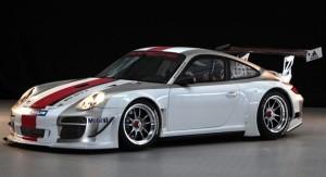 Porsche 911 GT3 R 2012 года: новый гоночный автомобиль