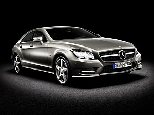 Mercedes-Benz представил новый седан CLS63