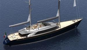 Perini Navi построит вторую по величине яхту в мире