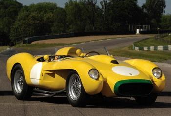 Редкий Ferrari 250 Testa Rossa выставлен на аукцион в Монтерее