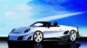 9ff выпустит эксклюзивный Porsche GT9-R для ОАЭ