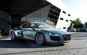 Новый Audi R8 Exclusive Selection Edition