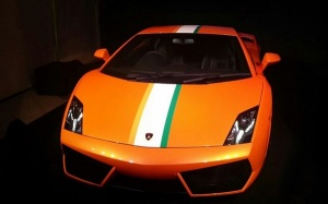 Индийская версия Gallardo LP550-2 India Limited Edition