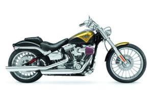 Юбилейная модель Harley-Davidson Breakout CVO 2013 года