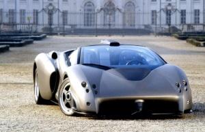 Прототип Lamborghini Pregunta 1998 года