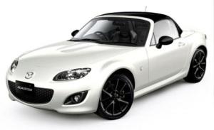 Специальная версия Mazda MX-5 Miata представлена в Чикаго