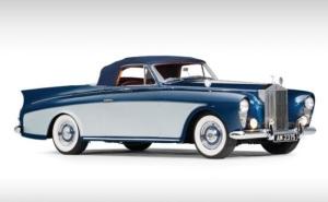Продается винтажный Rolls-Royce – один из двух выпущенных Honeymoon Express Silver Cloud
