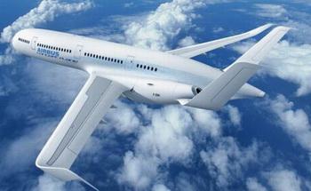 Airbus продемонстрировал самолеты будущего