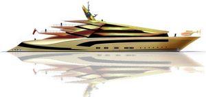 Яхта Iwana: грация игуаны