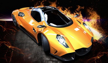 AMV-R: «концептуальный» суперкар от русского дизайнера