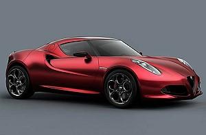 Maserati и Abarth задумались о своих версиях Alfa Romeo 4С