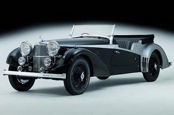 Alvis Car Company вернет к жизни автомобильную классику 30-х годов