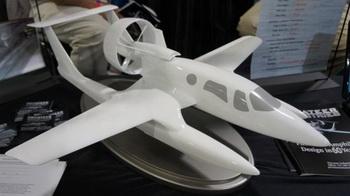 Самолет-амфибия нового дизайна от компании Privateer Industries