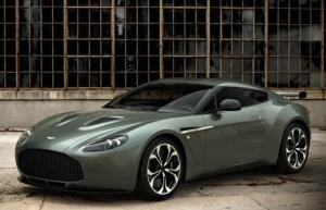 Aston Martin V12 Zagato дебютирует в Кувейте