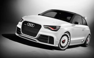 Концепт Audi A1 Clubsport Quattro: автомобиль мечты