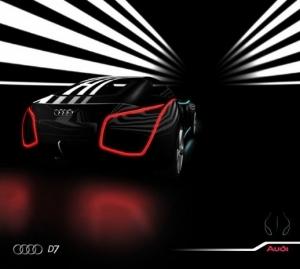 Концепт Audi D7