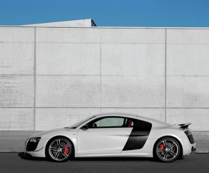 Audi R8 GT Spyder будет выпущена в ограниченном количестве