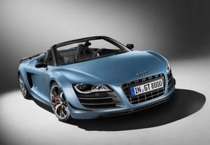 Audi R8 GT Spyder: регистрация покупателей началась