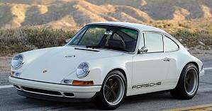 Singer и Cosworth создали свою версию Porsche 911