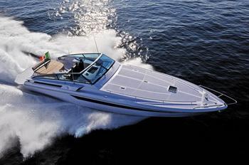 Яхты B50 от Baia Yachts: элегантный дизайн и революционная скорость
