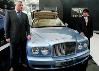 Эмблема на капоте Bentley вынуждает компанию отозвать около шестисот автомобилей