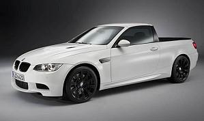 Пикап BMW M3: и так бывает