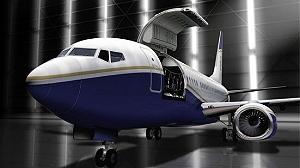 Boeing пополнил серию самолетов новым BBJ Convertible