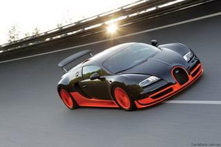 Bugatti Veyron 16.4 Super Sport: самый мощный в мире автомобиль