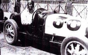 Винтажный Bugatti продан с аукциона за 5 млн. долларов