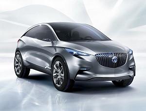 Buick Envision – новый гибридный внедорожник