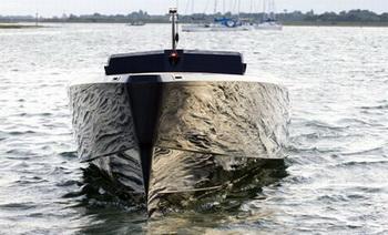 Моторная лодка С-12 - скоростное чудо