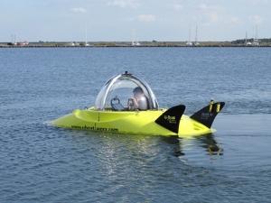 Мини подводная лодка C-Explorer