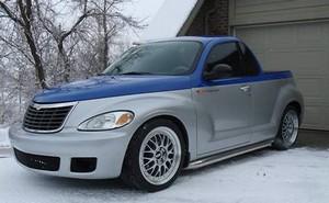 В интернете можно приобрести пикап Chrysler PT Cruiser RT/10