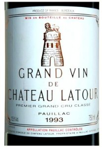 Алкогольный бренд Chateau Latour выставлен на продажу