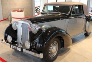 614,5 тысяч долларов за автомобиль Черчилля