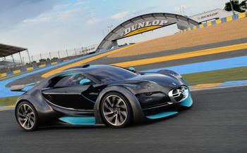 На ралли Le Mans Classic презентован новый Citroen Survolt