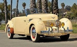 Cord 812 1937 года примет участие в фестивале Amelia Island в 2012 году