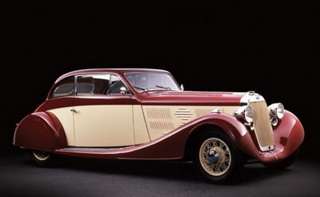 Спортивное купе Delage D8-105 на аукционе в Монтерее